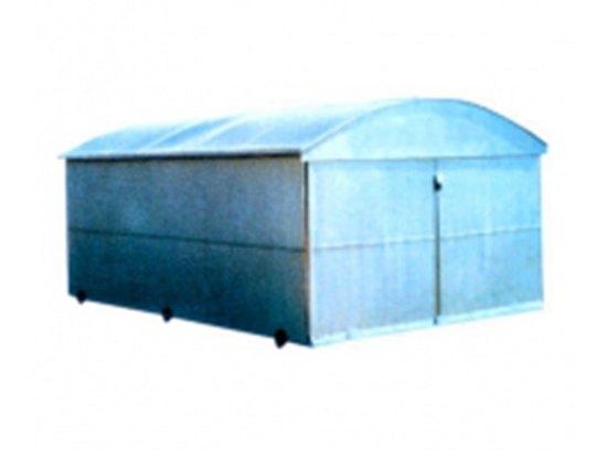 XDHT-1110海绵包防护棚